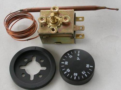 термостат, терморегулятор